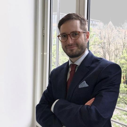 Simon Schrottenbaum. Legal Recruitment München